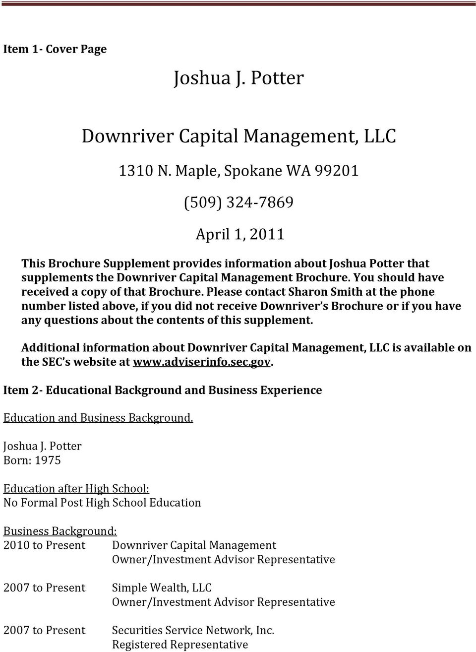 William K Lang Downriver Capital Management Llc Pdf Free Download Lover, i don't know, a ruined view of heaven, the siren's call, these crazier times, alchemy, monthly listeners: docplayer net