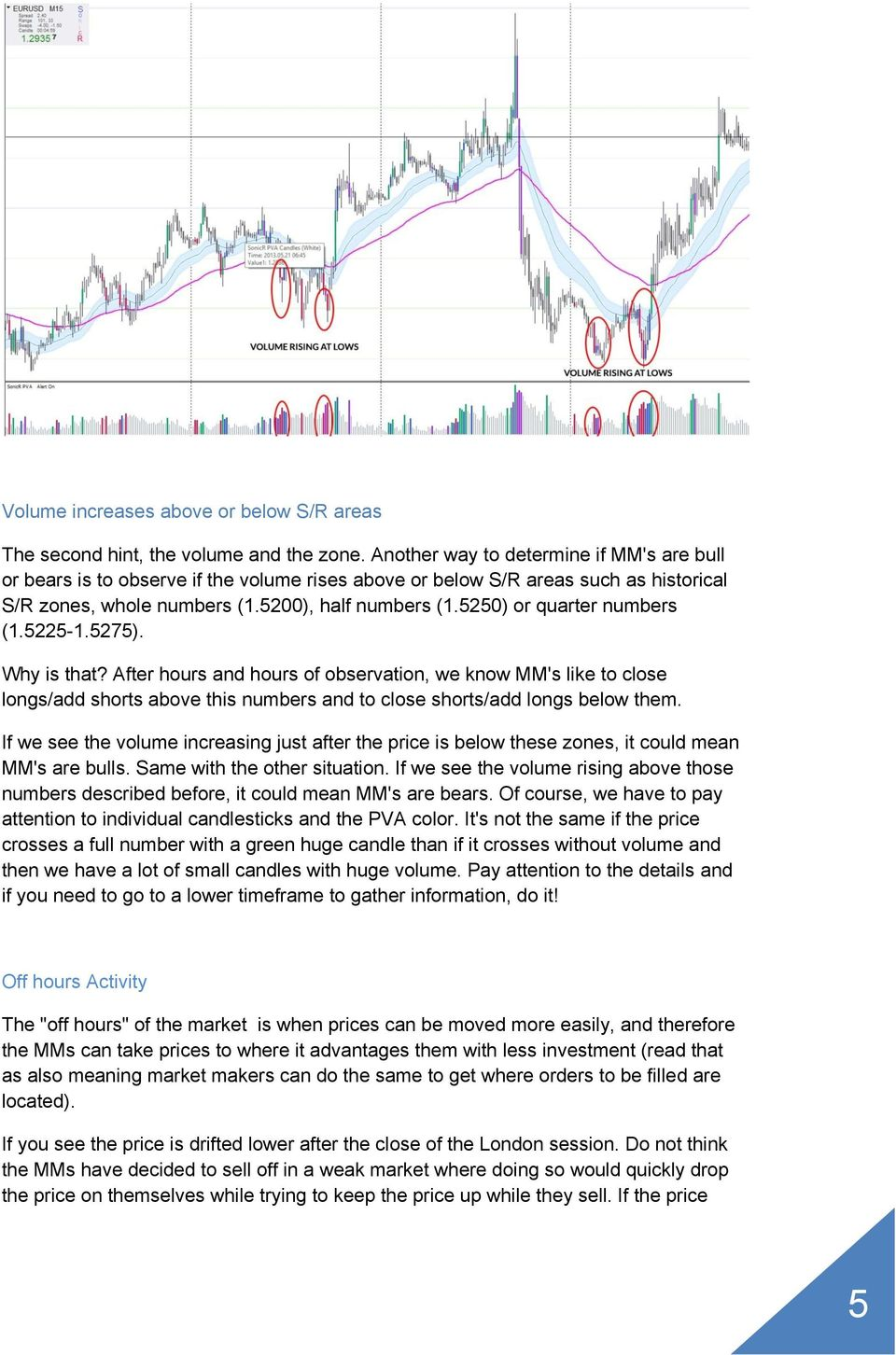 Understanding the market with PVSRA - PDF