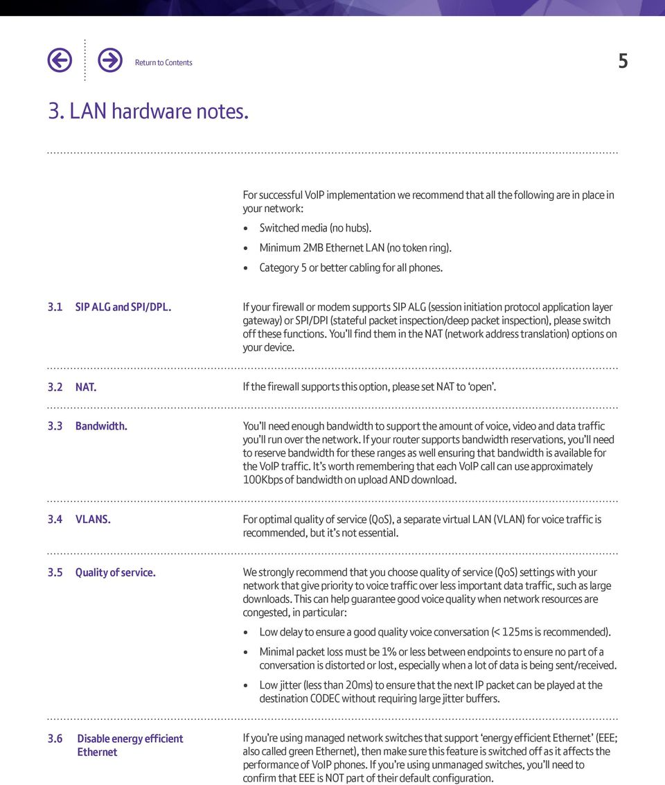 BT Cloud Phone  Your guide to LAN best configuration