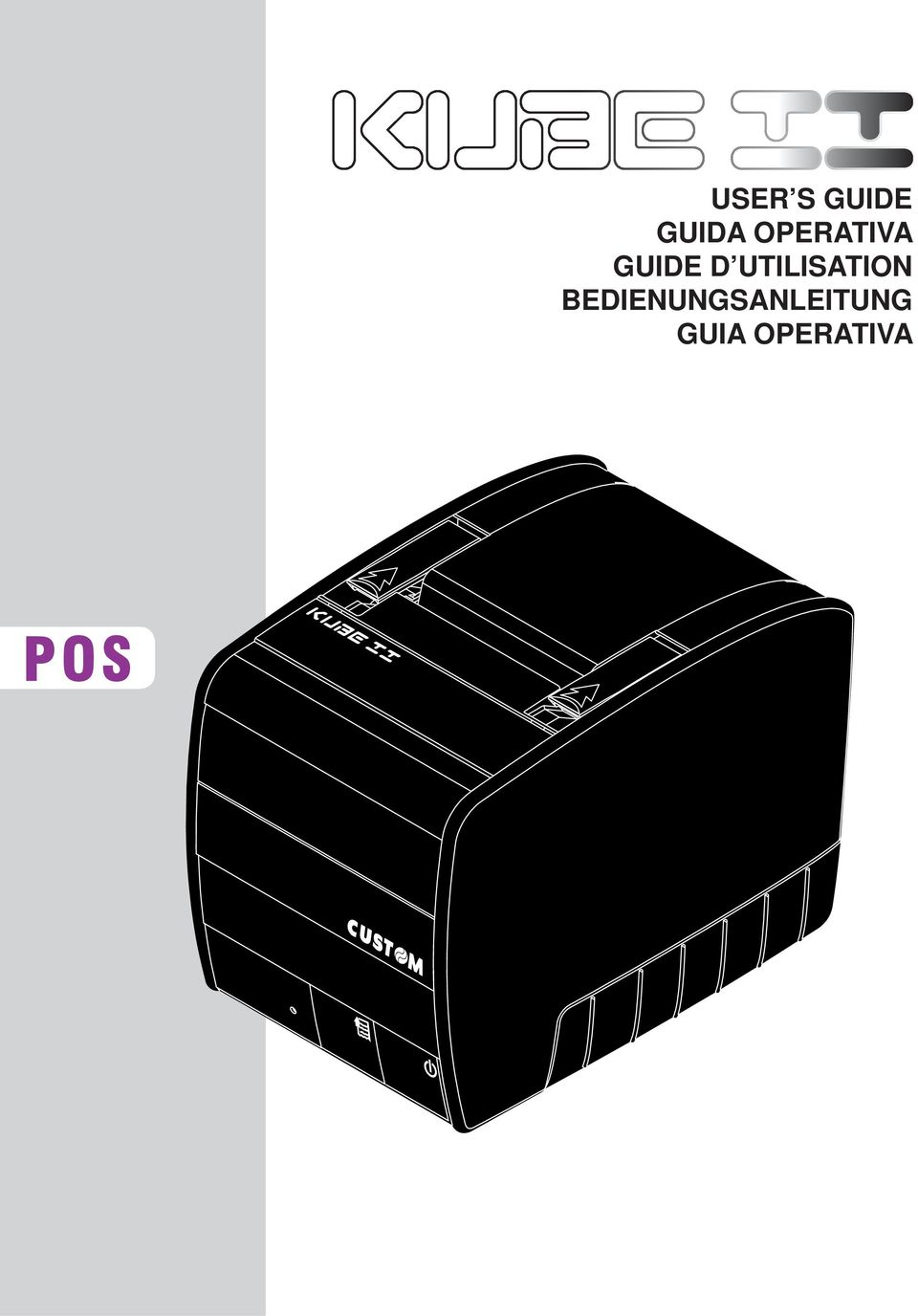 Posligne ODP 200 H-II Manual 15 Pages