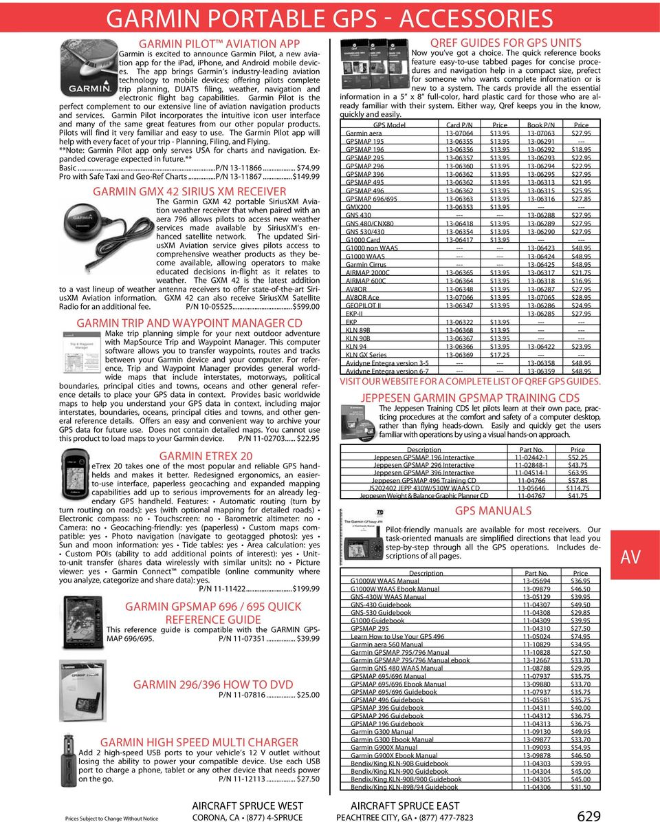 Garmin Portable Gps Pacific Pdf 196 Wiring Diagram Pilot Is The Perfect Complement To Our Extensive Line Of Aviation Navigation Products And Services