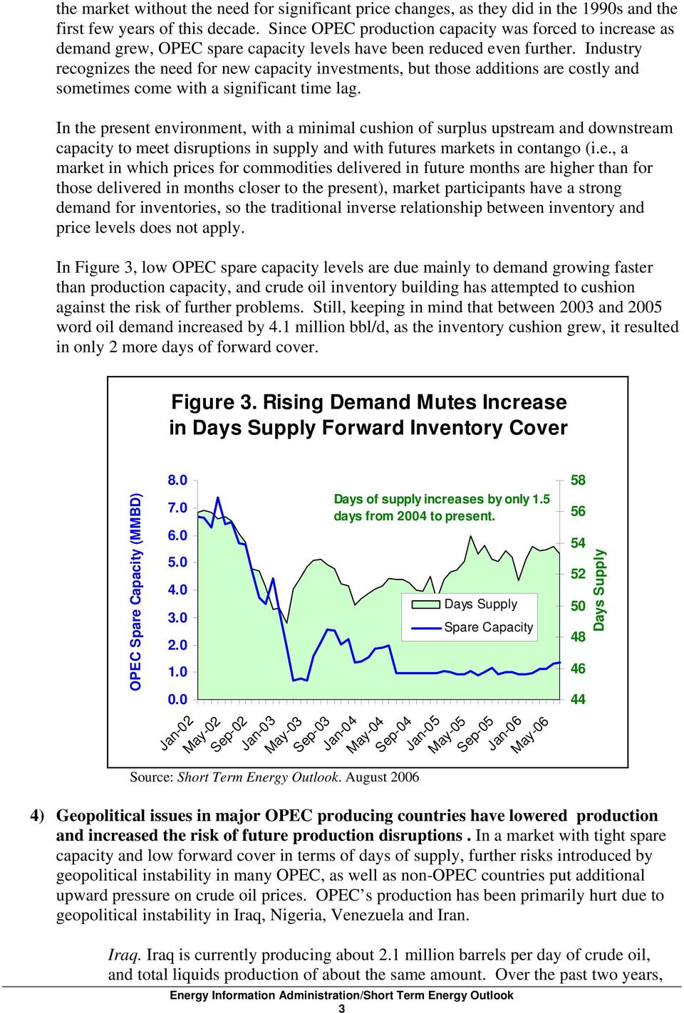 STEO Supplement: Why are oil prices so high? - PDF