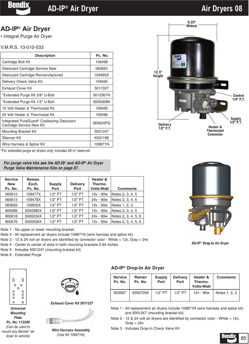 Filters Air Dryers 08 - PDF