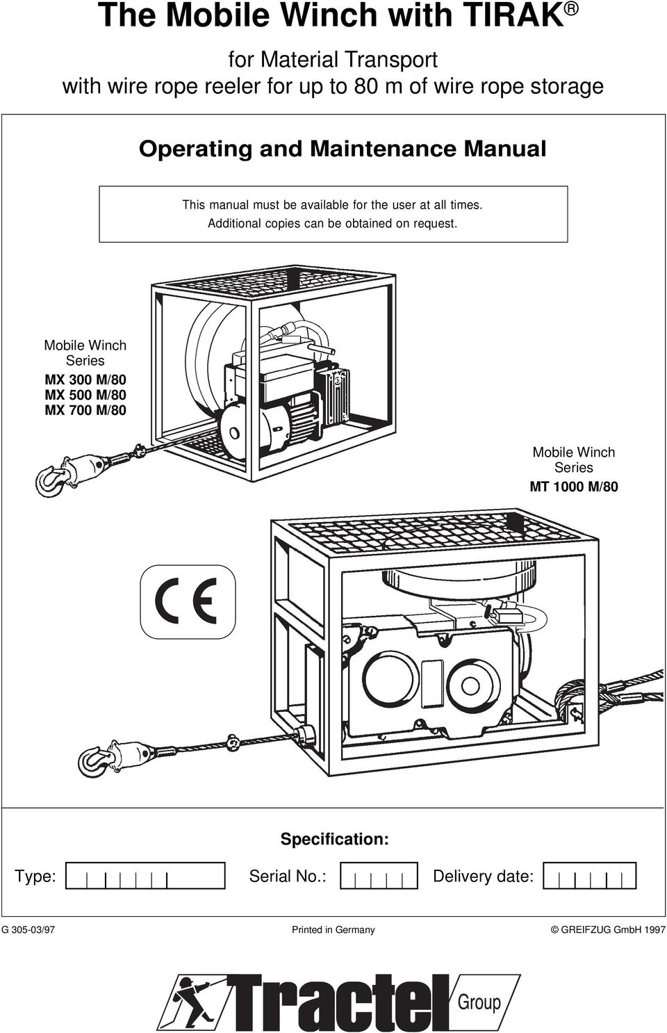 The Mobile Winch with TIRAK - PDF on