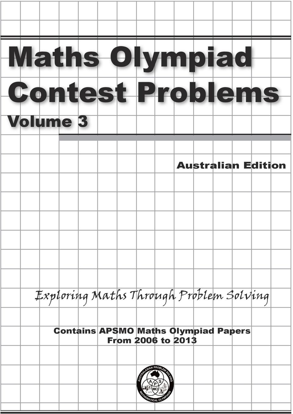Maths Olympiad Contest Problems - PDF