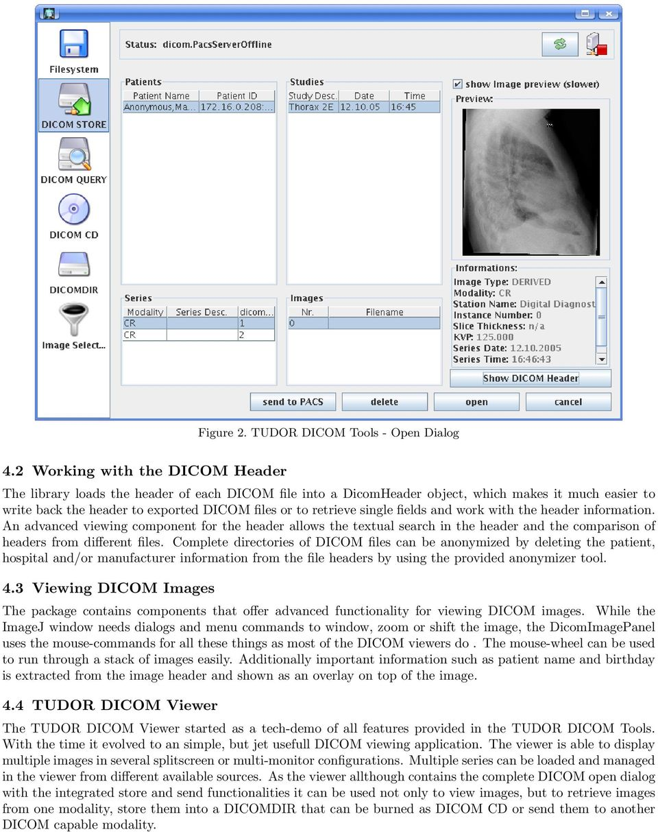 Managing and Viewing DICOM Images with ImageJ - PDF