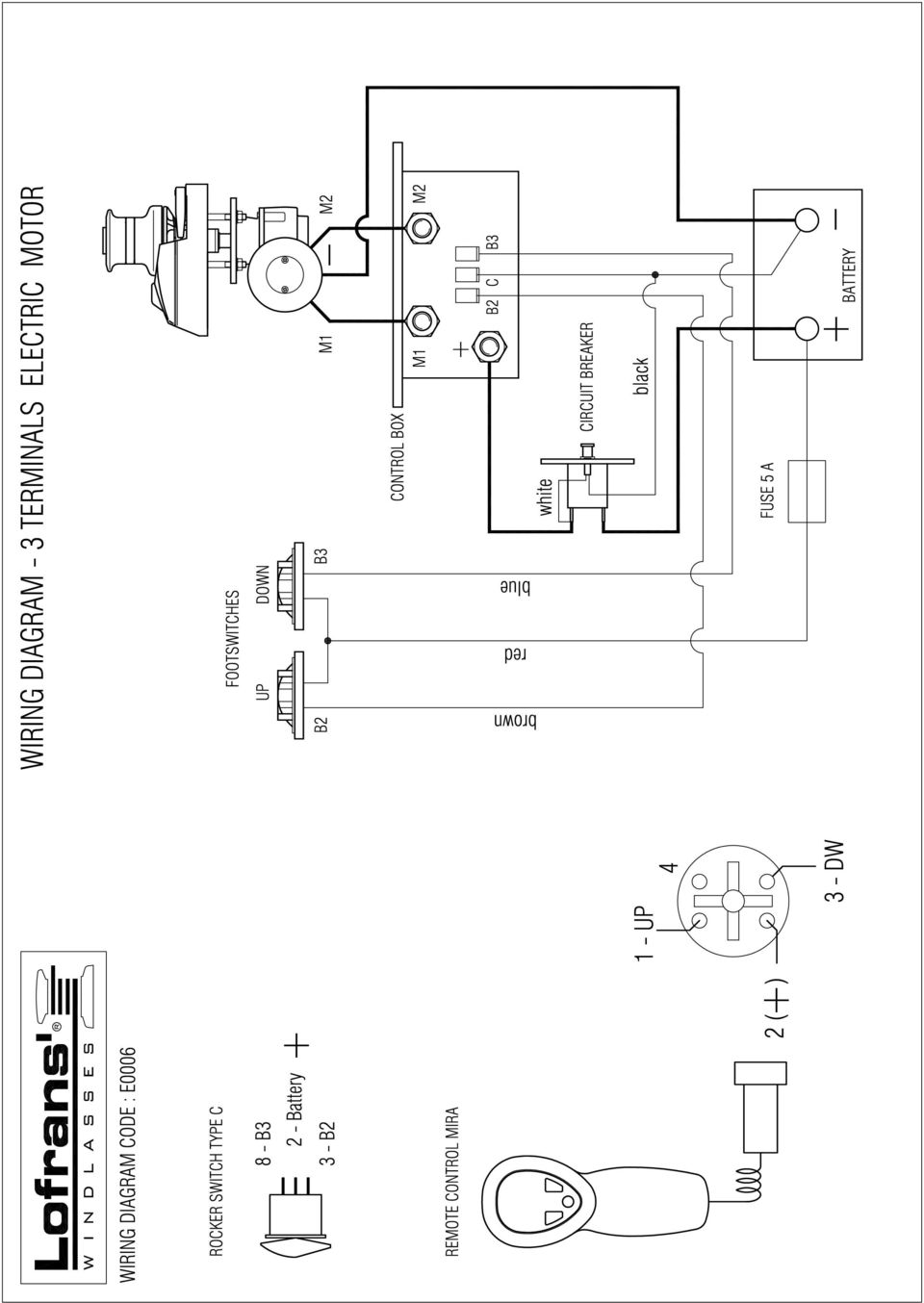 Titan Instruction Manual Manuale Di Istruzioni Manuel Dinstructions Circuit Diagram Electronic Canary Also Iso Din Connector Wiring 6