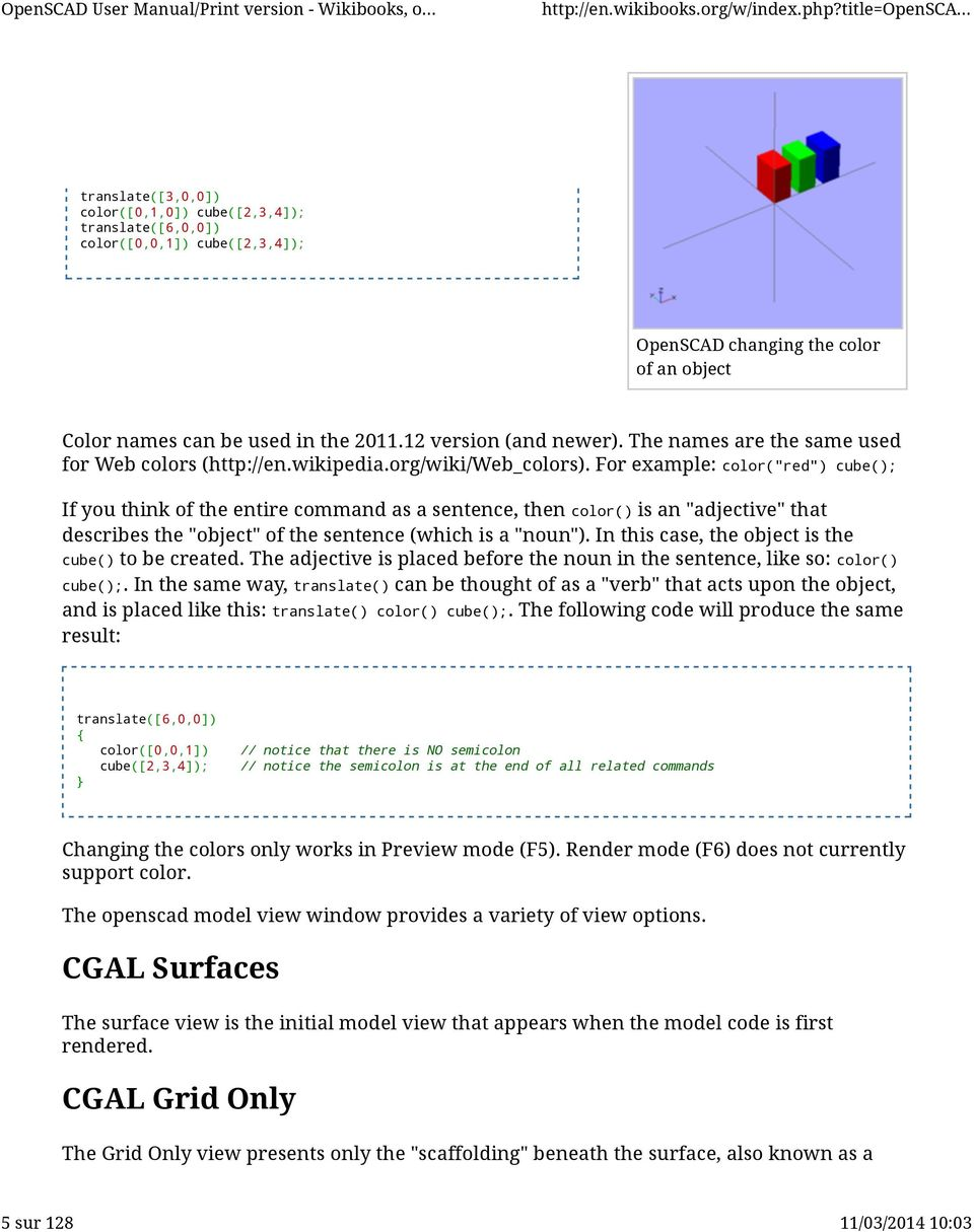 OpenSCAD User Manual/Print version - PDF