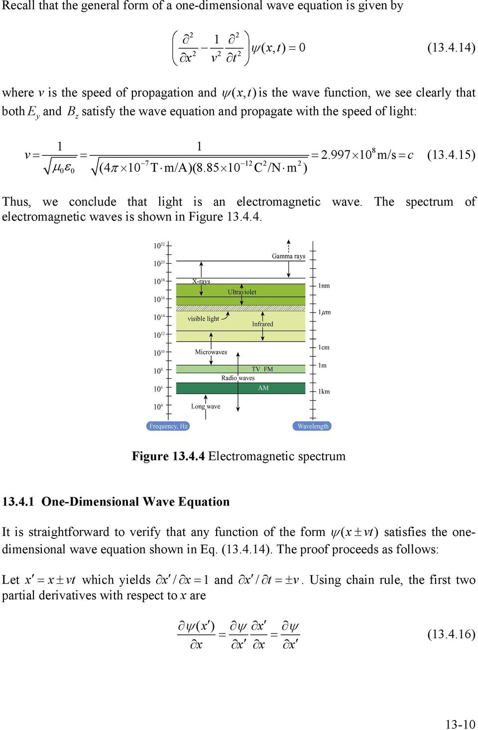 Maxwell s Equations and Electromagnetic Waves - PDF