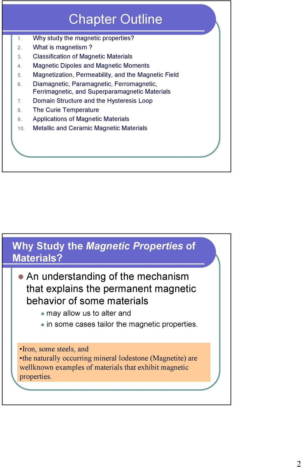 CHAPTER 5: MAGNETIC PROPERTIES - PDF