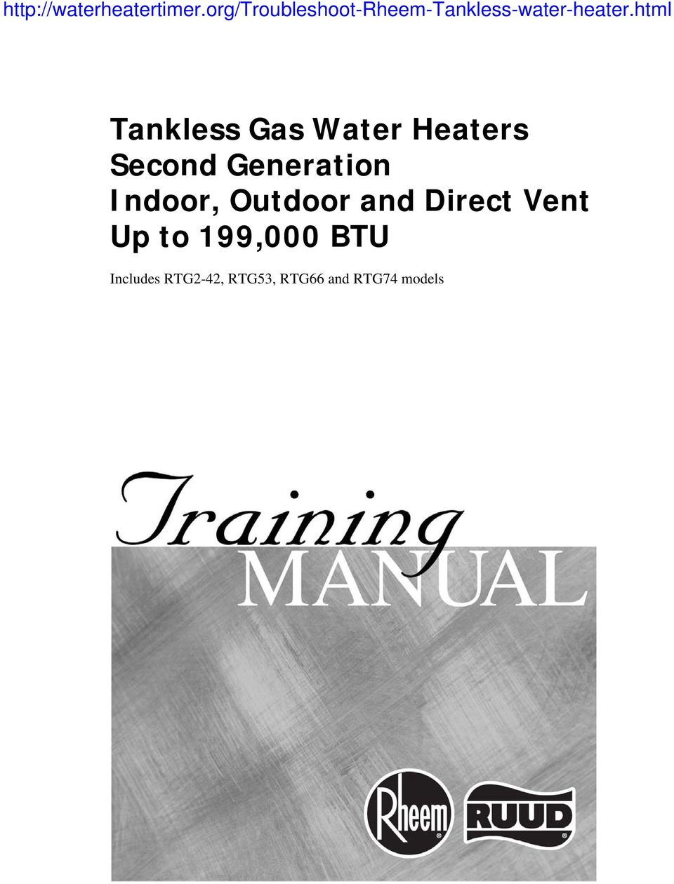 Tankless Gas Water Heaters Second Generation Indoor Outdoor And Pulse Ignition Heater Multi Html