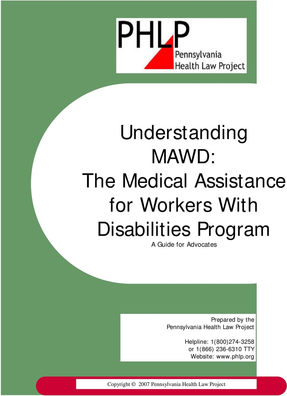 Understanding MAWD: The Medical Assistance for Workers With