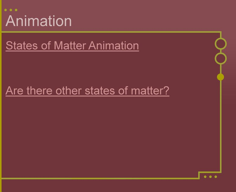 Animation Are