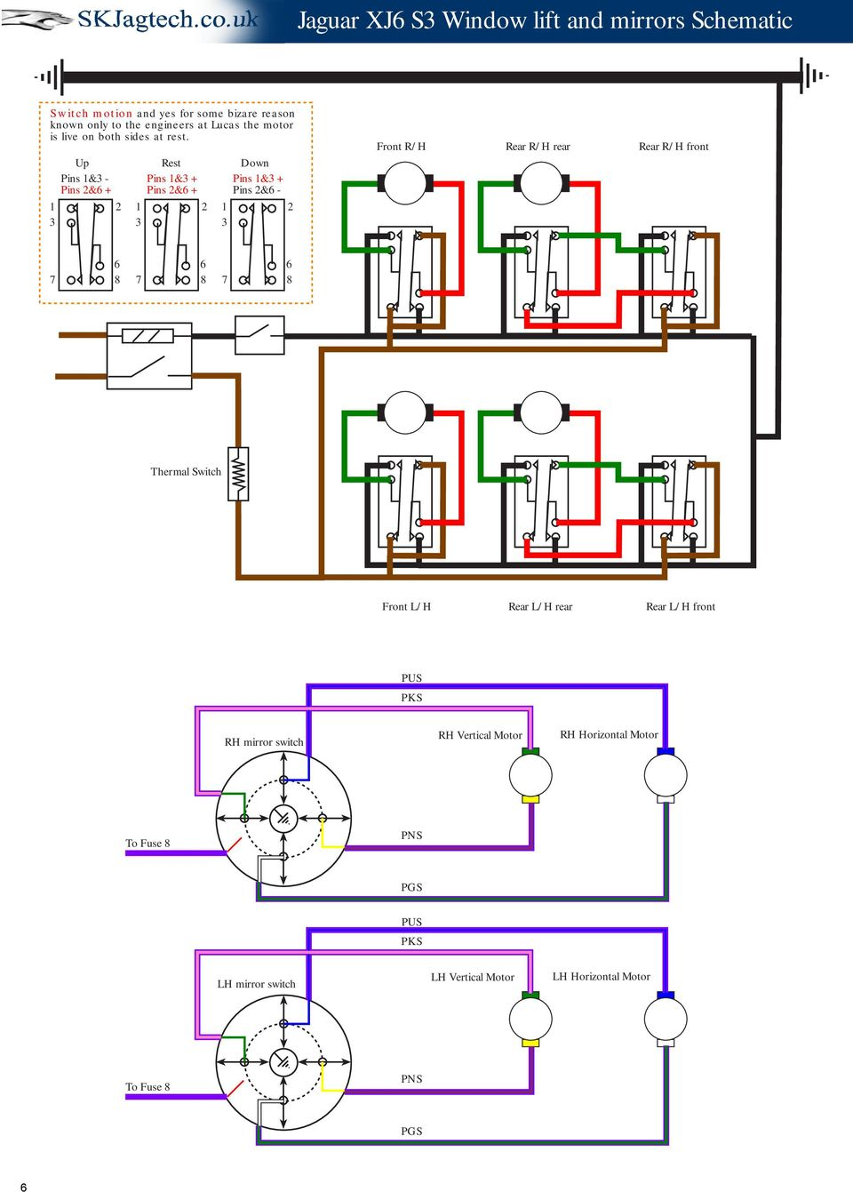 Jaguar Xj6 Series 2 Wiring Diagram Libraries Fender 3 Diagrams Scematicjaguar Simple Schema