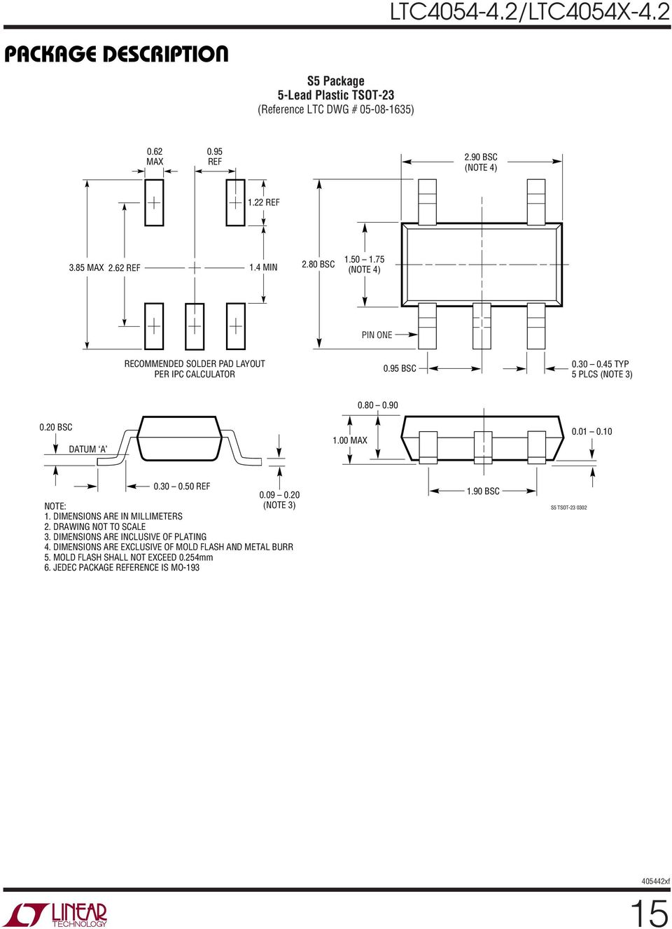 Features Descriptio Applicatio S Ltc Ltc4054x 42 Standalone Ltc4425 Linear Supercap Charger Electronc Circuit Diagram Max113 Ref92 19 Bsc Note 3