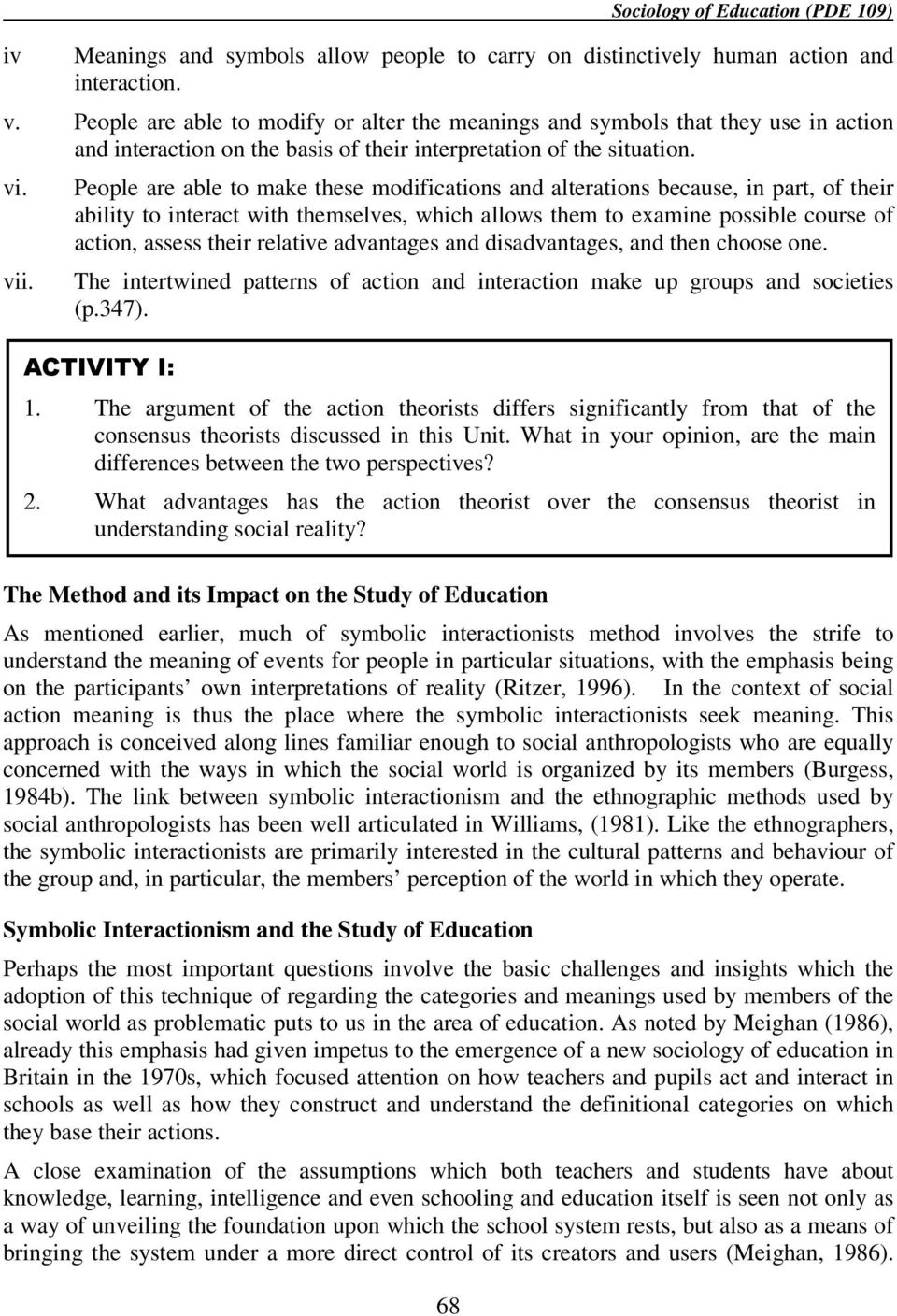 what is discovery essay art