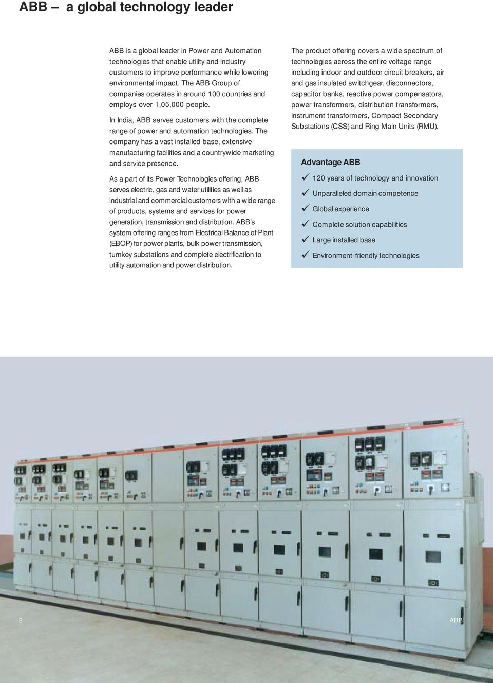 Combined Overcurrent Earth Fault Relay Type Spaj 140 C Pdf Abb The Company Has A Vast Installed Base Extensive Manufacturing Facilities And Countrywide Marketing