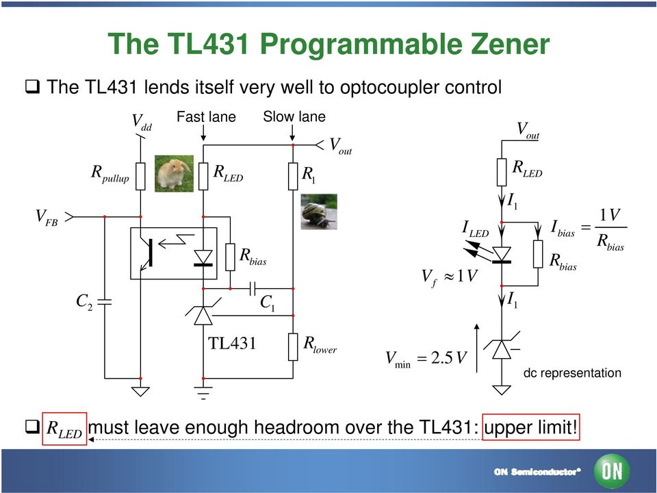 The TL431 in the Control of Switching Power Supplies - PDF