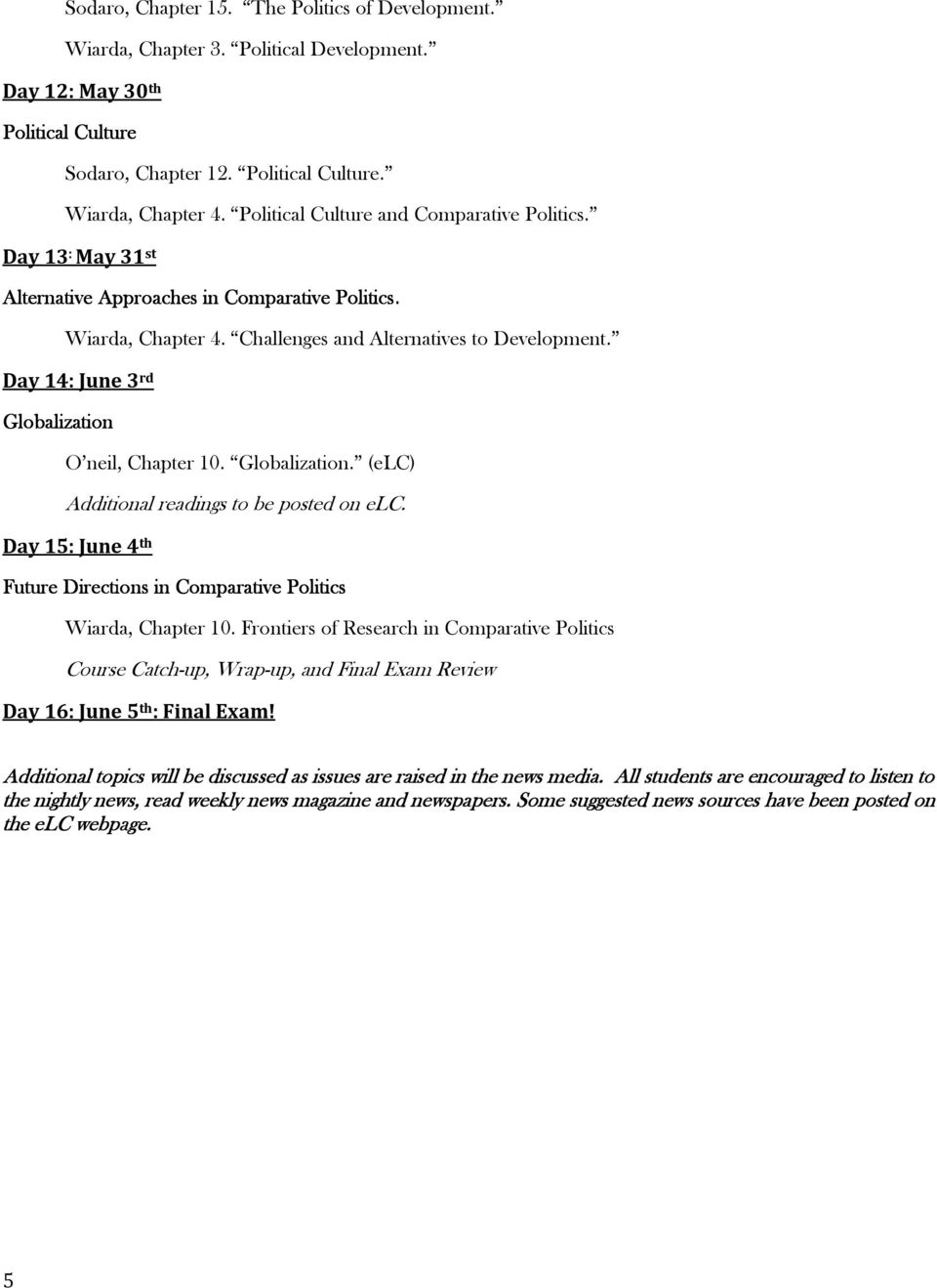comparative politics research topics