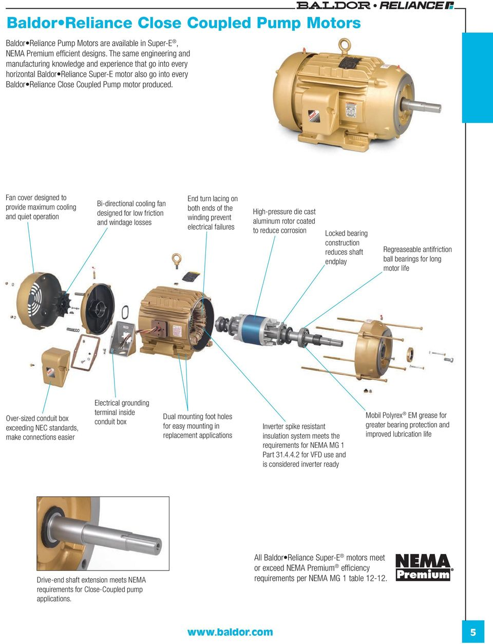 Baldor Fan Motor Diagram Simple Wiring Detailed Phase Ke Repalcement Parts And Why Table Of Contents Pdf
