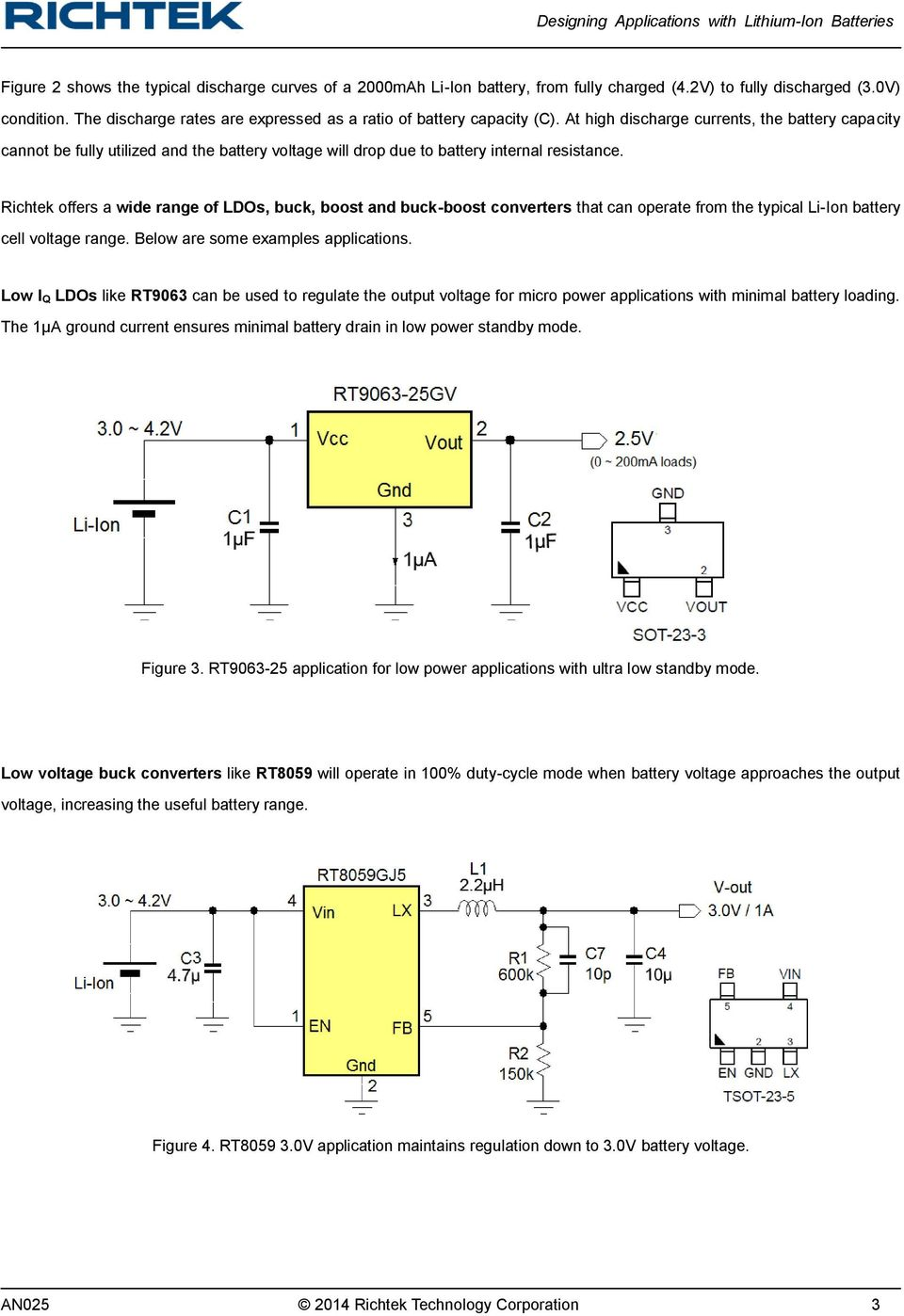 Designing Applications With Lithium Ion Batteries Pdf Battery Overdischarge Cut Off Circuit Electronics Design At High Discharge Currents The Capacity Cannot Be Fully Utilized And Voltage