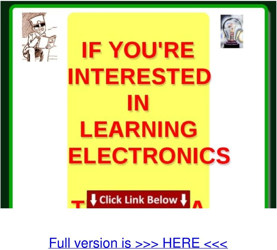2 Wjyew296 best way to get cheapest introduction to basic electronics -  basic electronics tutorial ebook:: introduction to information technology  4th ...
