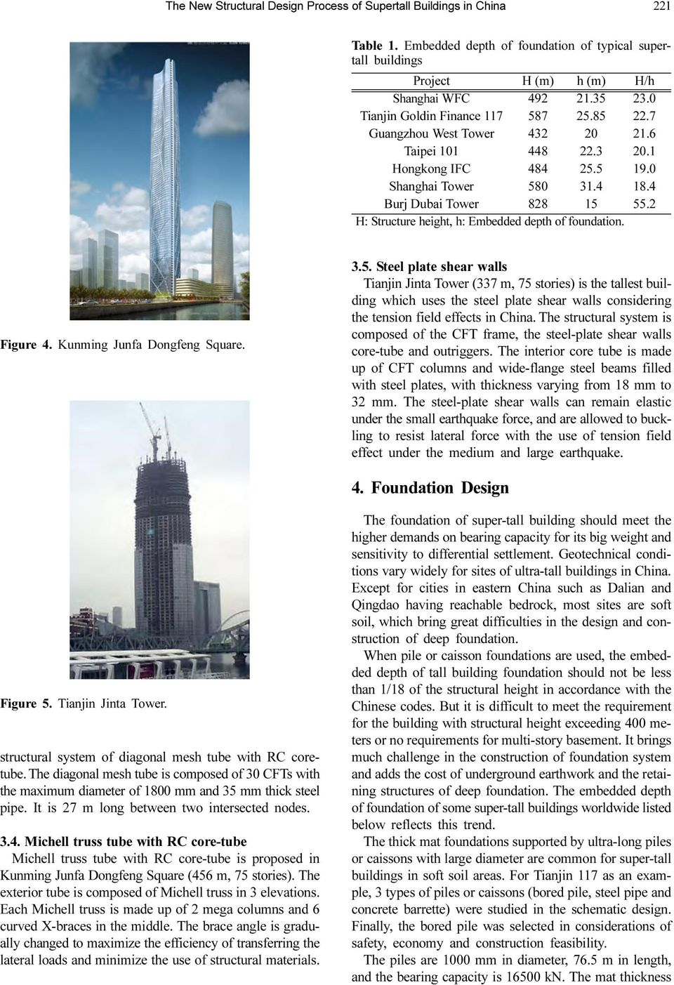 The New Structural Design Process of Supertall Buildings in China - PDF