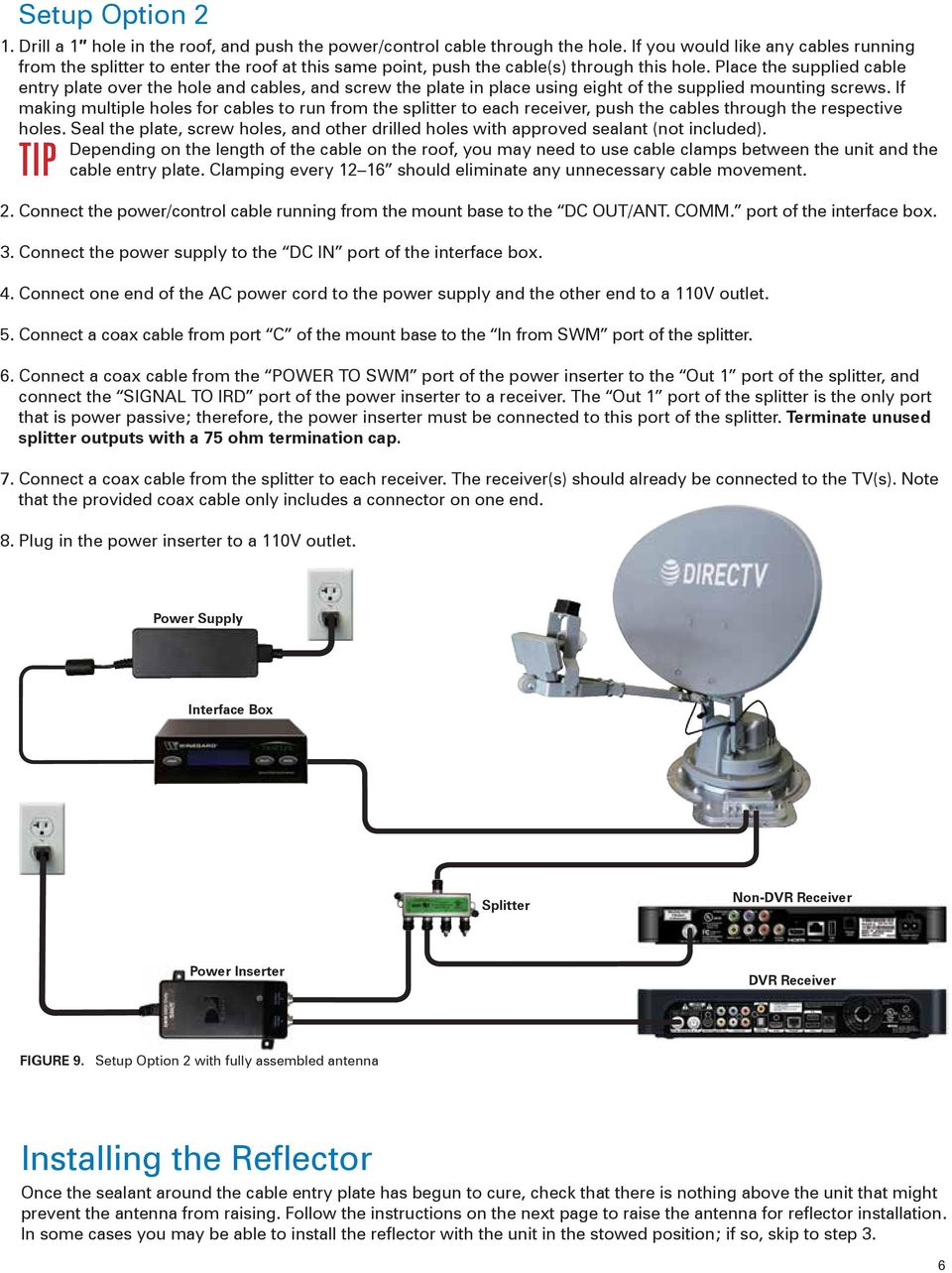 Directv Swm Splitter Wiring Diagram from docplayer.net
