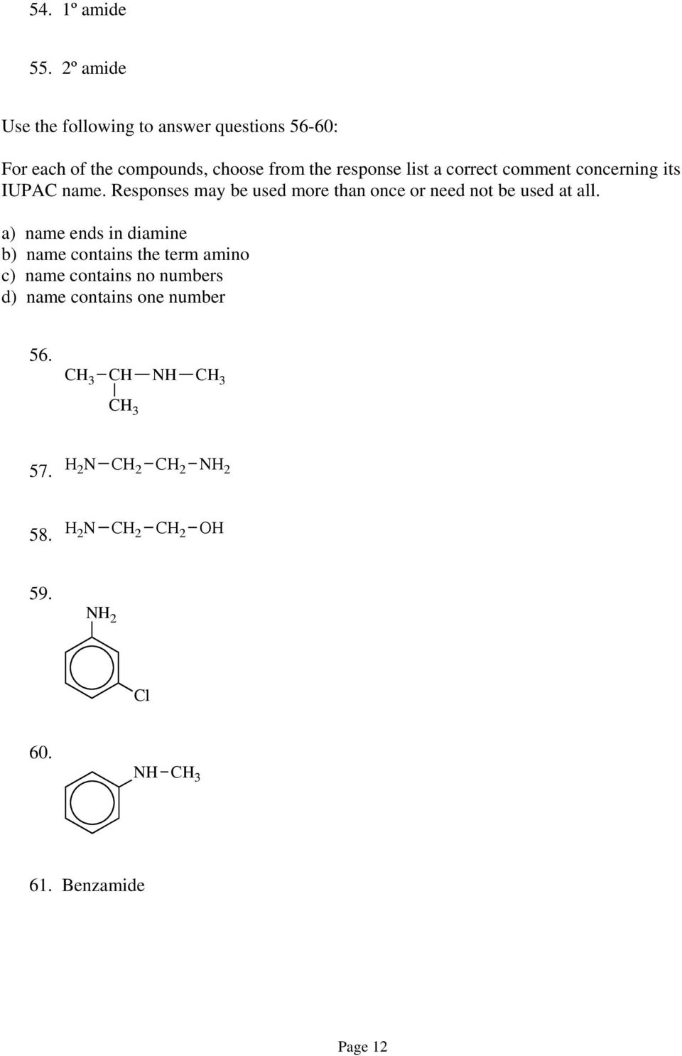 CHEM 121  Chapter 17  Name: Date: - PDF