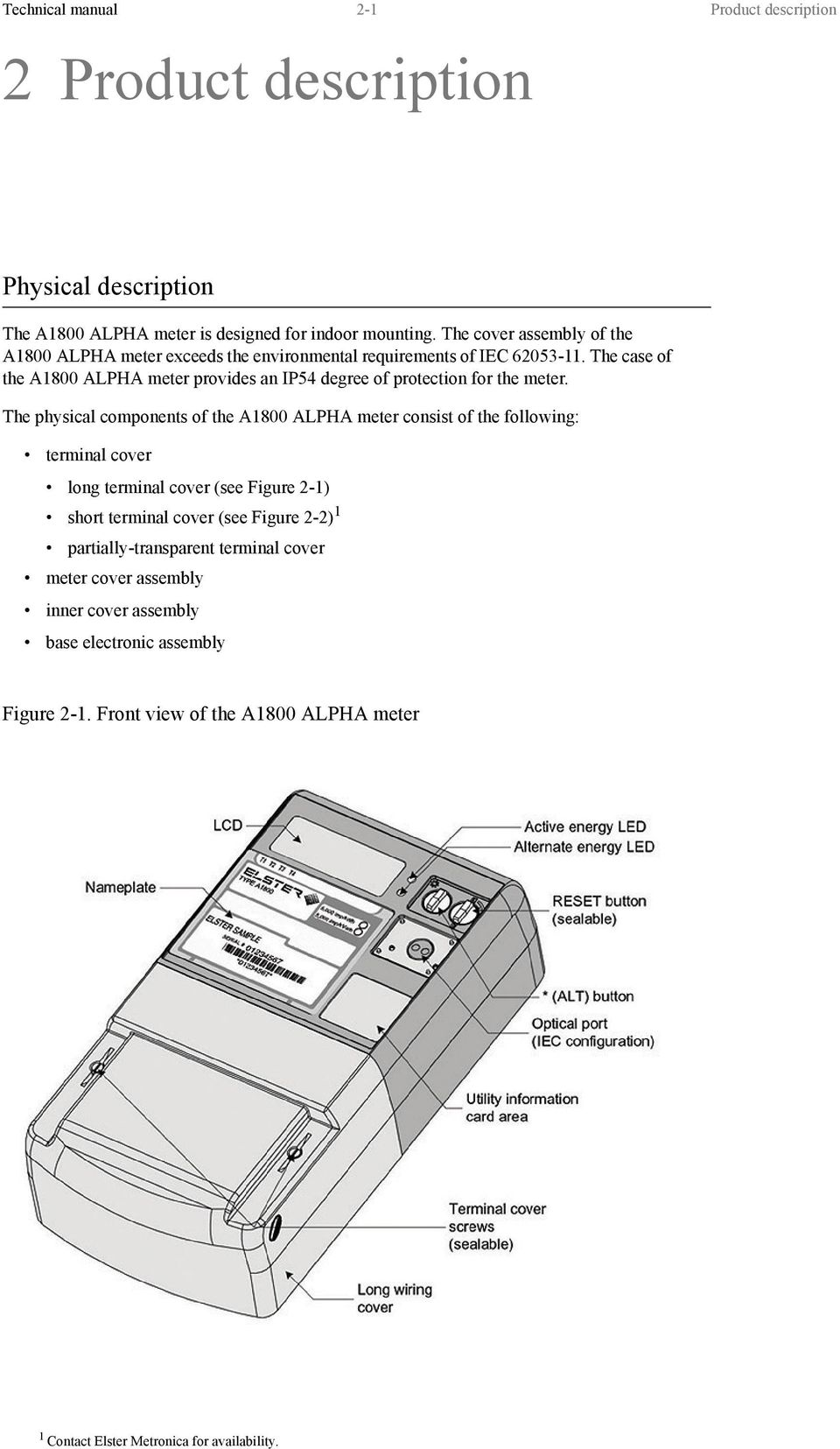 A3 Alpha Meter Wiring Diagram Trusted Diagrams A1800 Technical Manual Rev Pdf Electric Forms