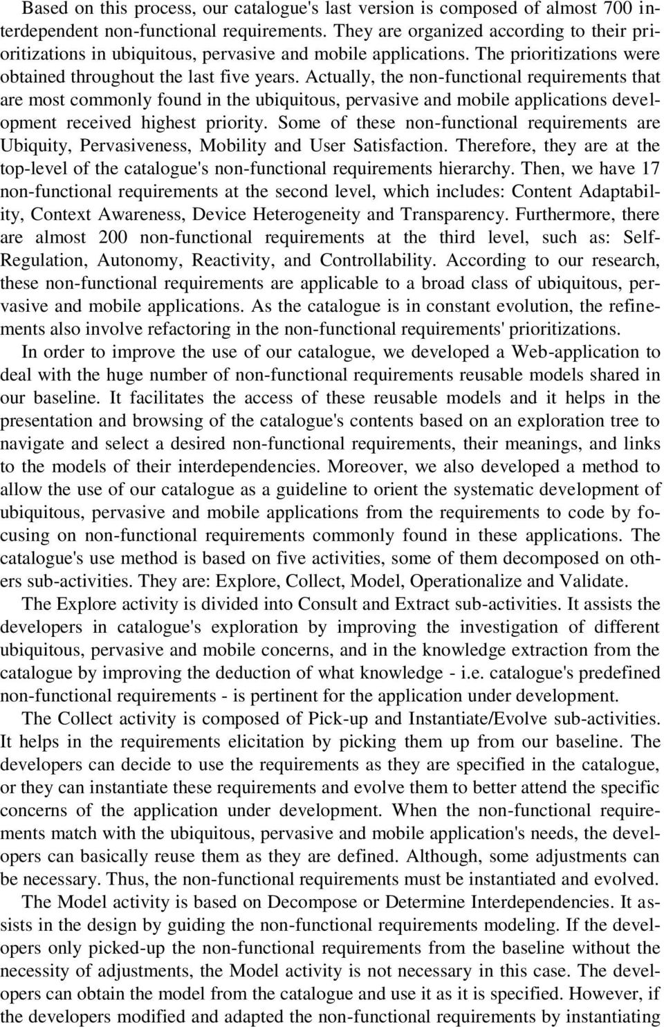 Ubiquitous, Pervasive and Mobile Computing: A Reusable-Models-based