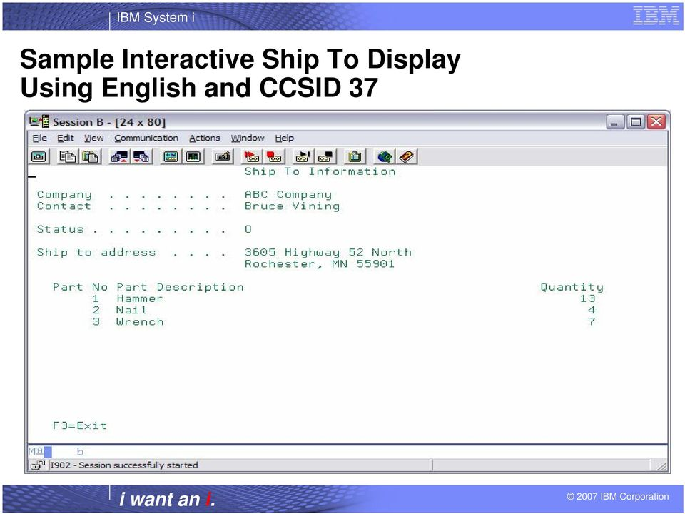What's With These ASCII, EBCDIC, Unicode CCSIDs? - PDF