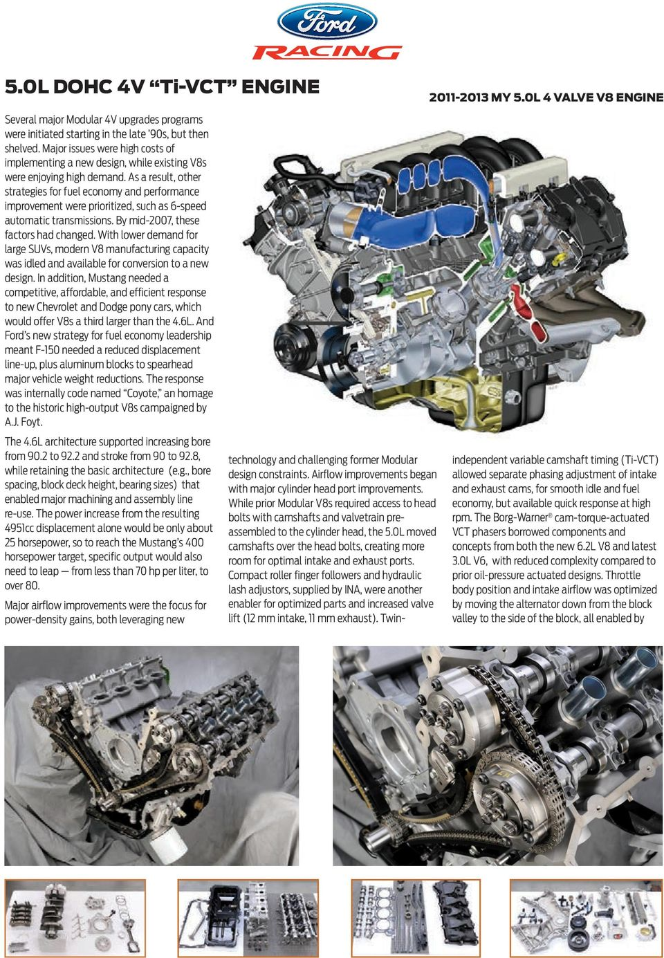 Four Cylinder Engine Section Pdf 1986 Porsche Flat 6 Diagram As A Result Other Strategies For Fuel Economy And Performance Improvement Were Prioritized Such