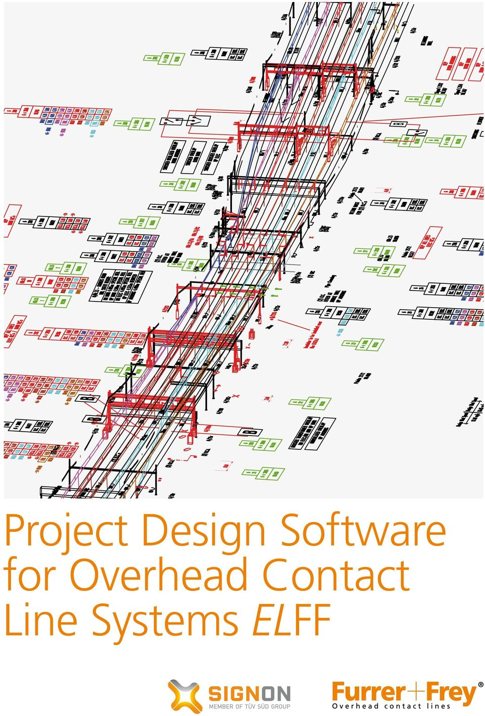 Project Design Software for Overhead Contact Line Systems