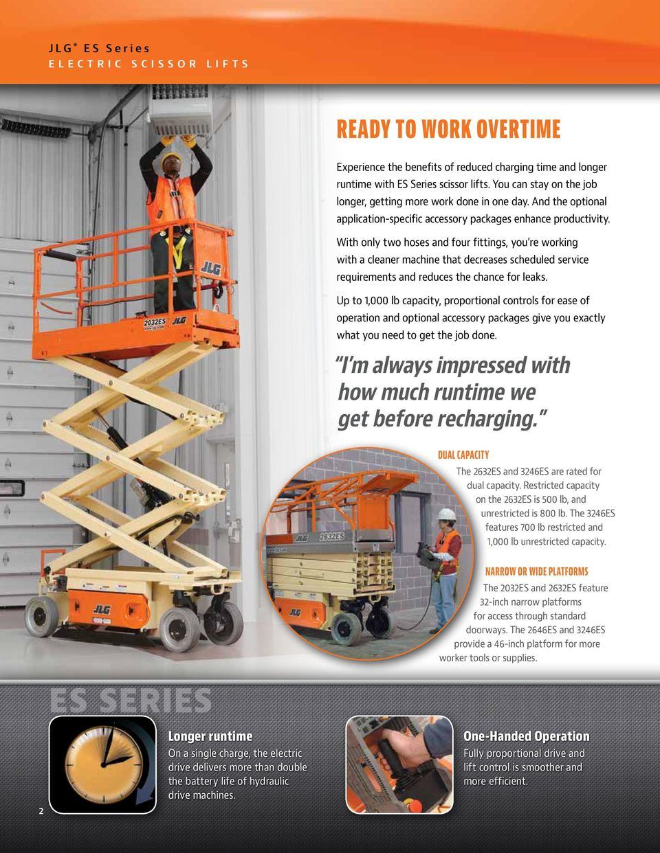 Aerial Work Platforms - PDF on grove scissor lift wiring diagram, ...