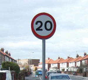 20mph research Research Objectives: effectiveness of 20mph speed limits over a range of outcomes and impacts including speed, collisions, injury severity, mode shift, quality of life, community,