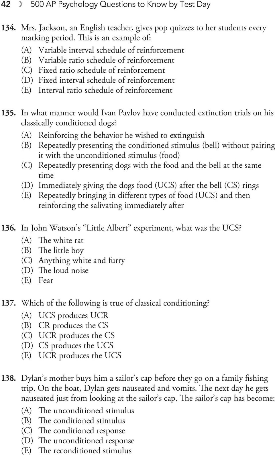 Classical Conditioning Pdf