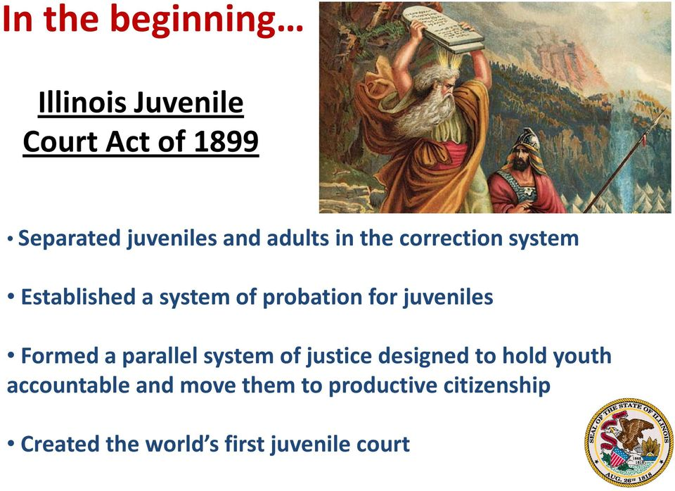 illinois juvenile court act of 1899