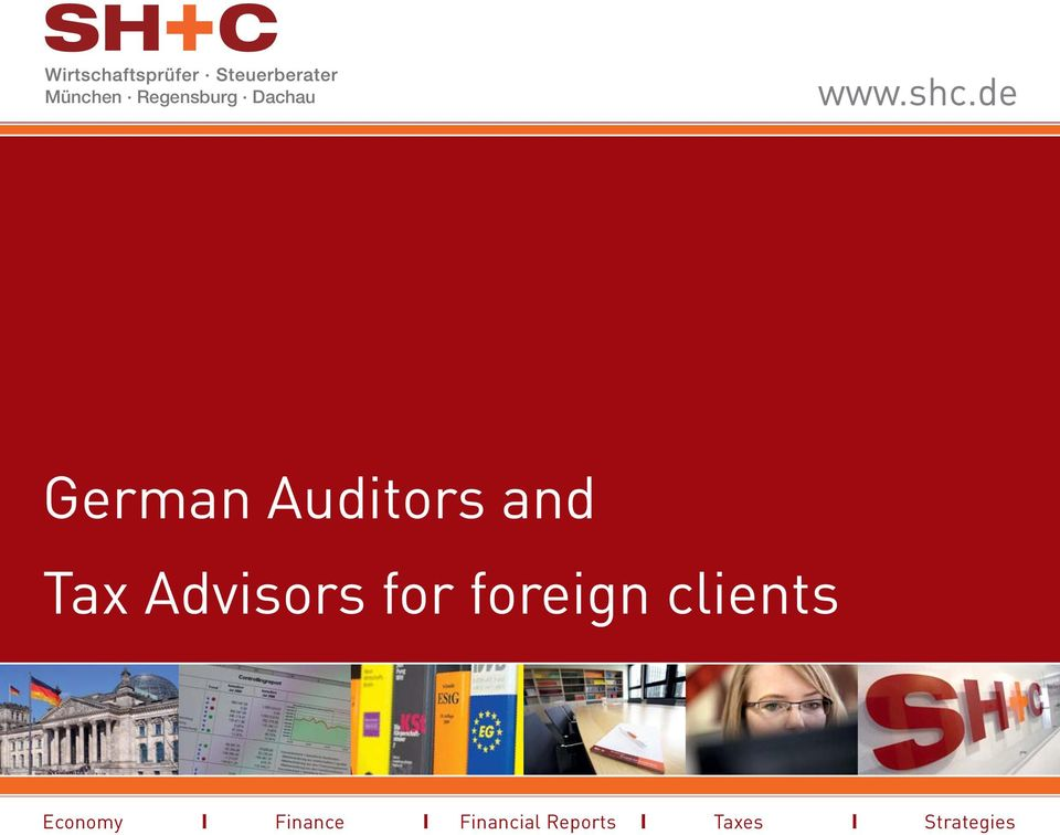 Advisors for foreign cients