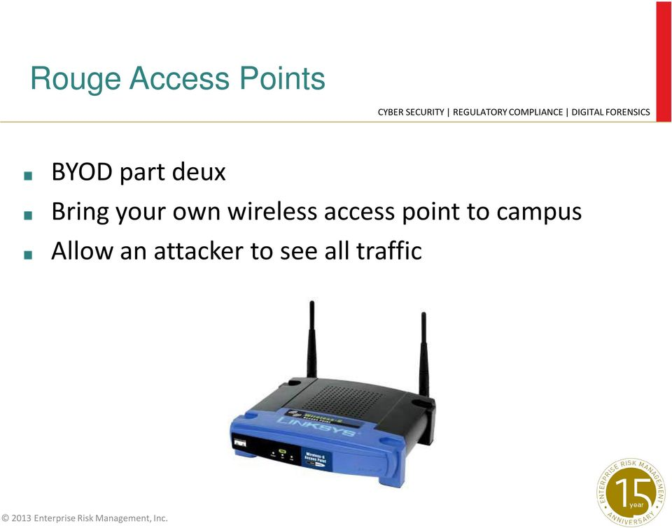 access point to campus Allow