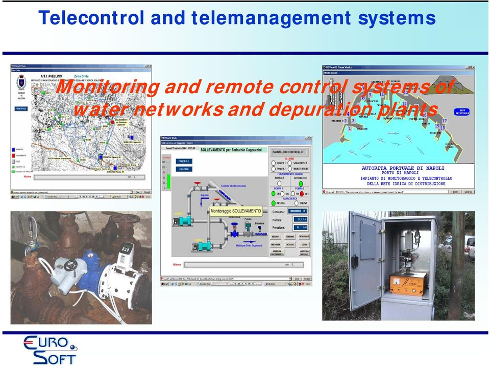 of  of water networks and depuration