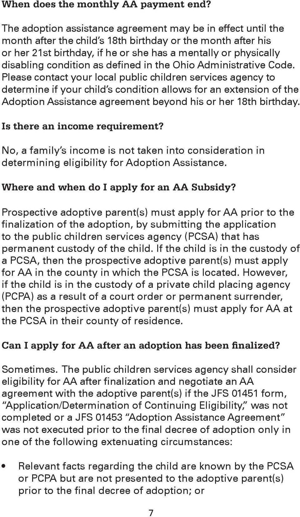 What Is the Adoption Assistance and Child Welfare Act pictures