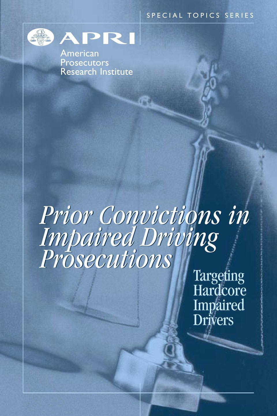 Convictions in Impaired Driving