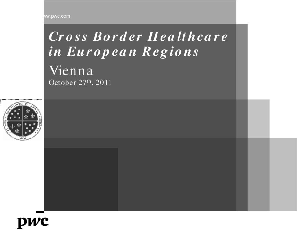 in European Regions Vienna