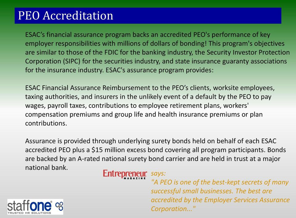 associations for the insurance industry.