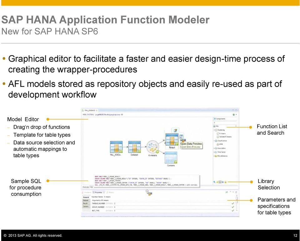 An In-Depth Look at In-Memory Predictive Analytics for
