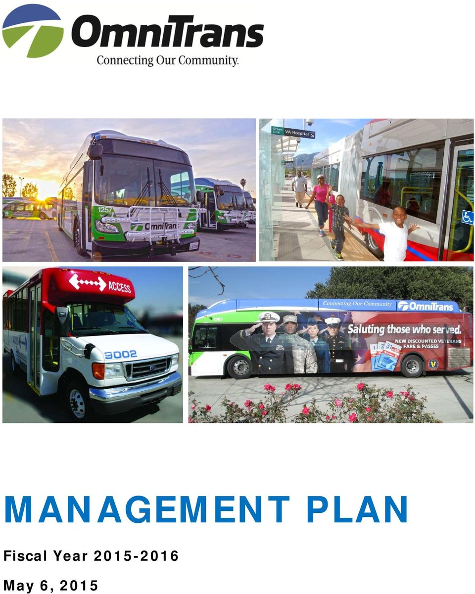 MANAGEMENT PLAN  Fiscal Year - PDF
