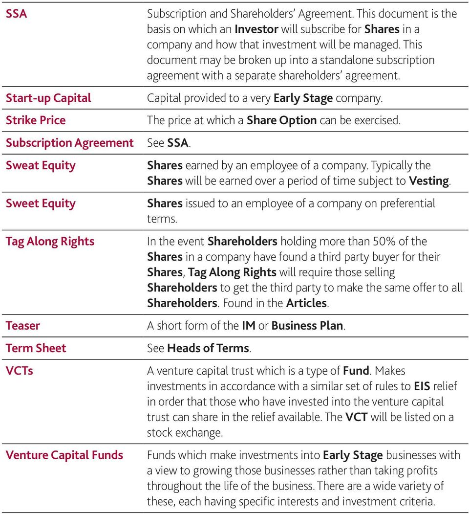 GUIDE  Entrepreneurs  A guide to investment jargon - PDF