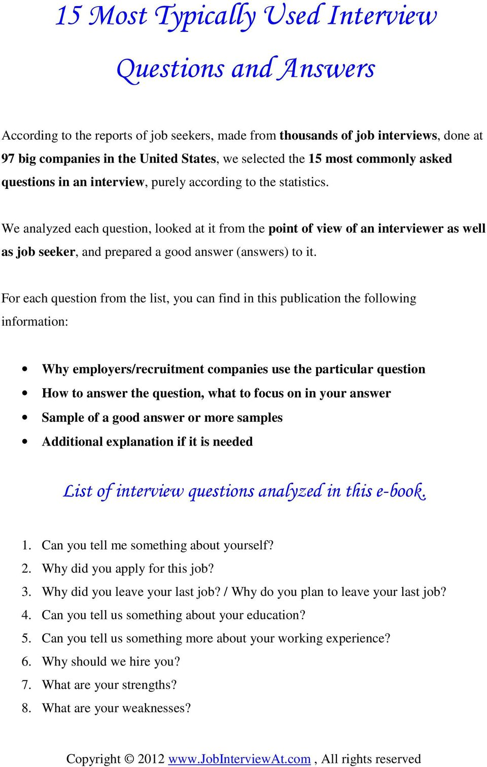 ccna interview questions and answers 2012 pdf free download