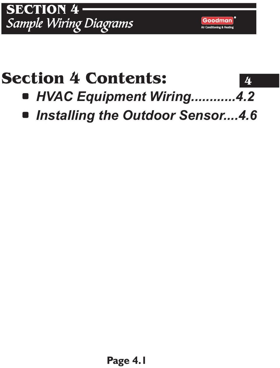 Installation Instructions Pdf Outdoor Sensor Wiring Diagram Hva Equipment Wiring4